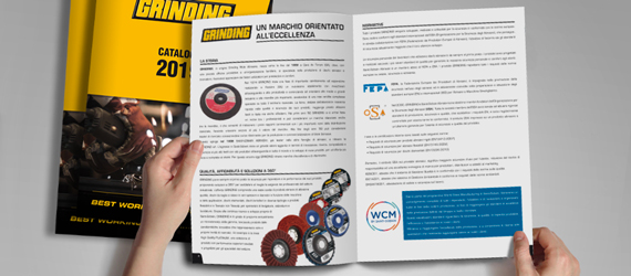 Catalogue - Grinding Abrasives