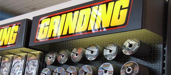 Merchandising - Grinding Abrasivi